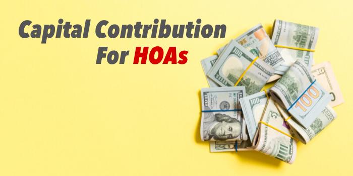 hoa capital assessment