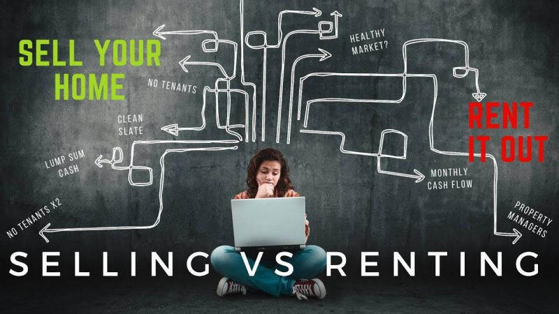 sell vs rent